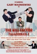 Kill Factor  afişi