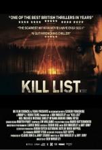 Kill List (2011) afişi