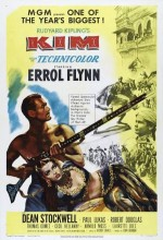 Kim(1) (1950) afişi
