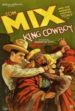 King Cowboy (1928) afişi