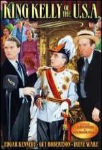 King Kelly Of The U.s.a. (1934) afişi