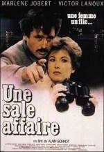 Kirli Bir Iş (1981) afişi