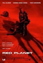 Kırmızı Gezegen (2000) afişi
