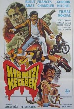 Kırmızı Kelebek (1982) afişi