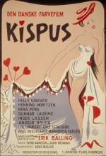 Kispus (1956) afişi