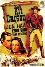 Kit Carson (1940) afişi