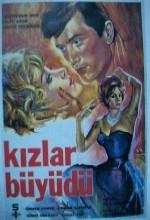 Kızlar Büyüdü (1963) afişi