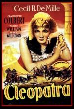 Kleopatra (II) (1934) afişi