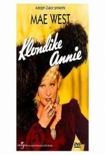 Klondike Annie (1936) afişi