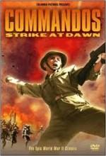 Kommando Sinai (1968) afişi