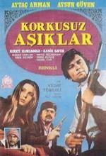 Korkusuz Aşıklar (1972) afişi