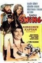 Korkusuz Kaptan Swing (1971) afişi