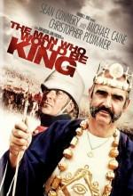 Kral Olacak Adam (1975) afişi