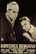 Kristinus Bergman (1948) afişi