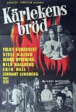 Kärlekens Bröd (1953) afişi