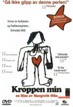 Kroppen Min (2002) afişi