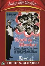 Krudt Og Klunker (1958) afişi