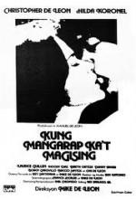 Kung Mangarap Ka't Magising (1977) afişi