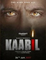 Kaabil (2016) afişi