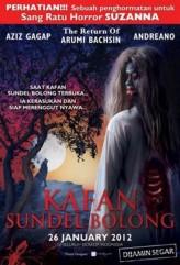 Kafan sundel bolong (2012) afişi