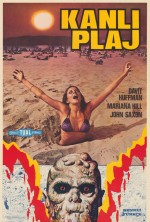 Kanlı Plaj (1980) afişi