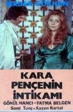 Kara Pençe'nin İntikamı (1973) afişi