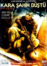 Kara Şahin Düştü (2001) afişi
