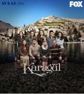 Karagül (2013) afişi
