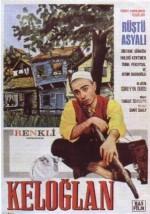 Keloğlan (1971) afişi