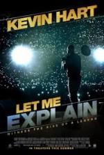 Kevin Hart: Let Me Explain (2013) afişi