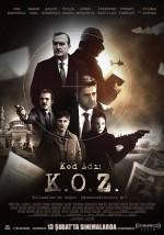 Kod Adı: K.O.Z. (2015) afişi