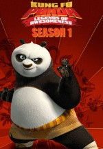 Kung Fu Panda: Legends of Awesomeness Sezon 1 (2011) afişi