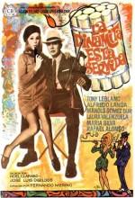 La Dinamita Está Servida (1968) afişi