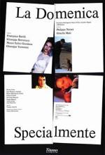 La Domenica Specialmente (1991) afişi