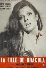 La Fille De Dracula (1972) afişi