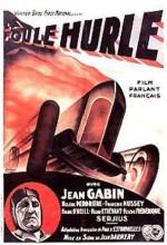 La Foule Hurle (1932) afişi