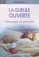 La Gueule Ouverte (1974) afişi