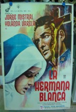La Hermana Blanca (1960) afişi