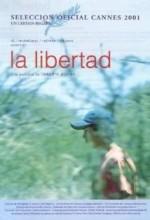 La Libertad (2001) afişi