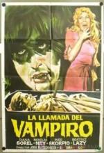La Llamada Del Vampiro (1972) afişi