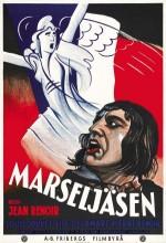 La Marseillaise (1938) afişi
