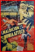 The Robot vs. the Aztec Mummy (1958) afişi