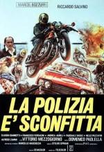 La Polizia è Sconfitta (1977) afişi