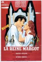 La Reine Margot (ı) (1954) afişi