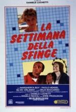 La Settimana Della Sfinge (1990) afişi