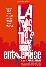 La Très Très Grande Entreprise (2008) afişi