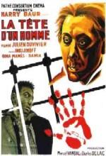 La Tête D'un Homme (1933) afişi