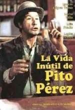 La Vida Inútil De Pito Pérez (1944) afişi