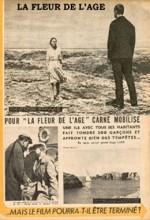 La fleur de l'âge (1947) afişi