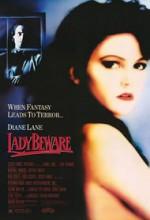 Lady Beware (1987) afişi